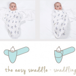 Aden Anais, de multifunctionele swaddle doek