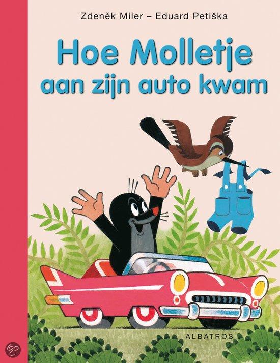 voorleesboeken over autos