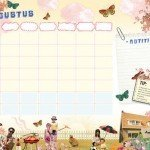 Begin het schooljaar fris met de familieplanner