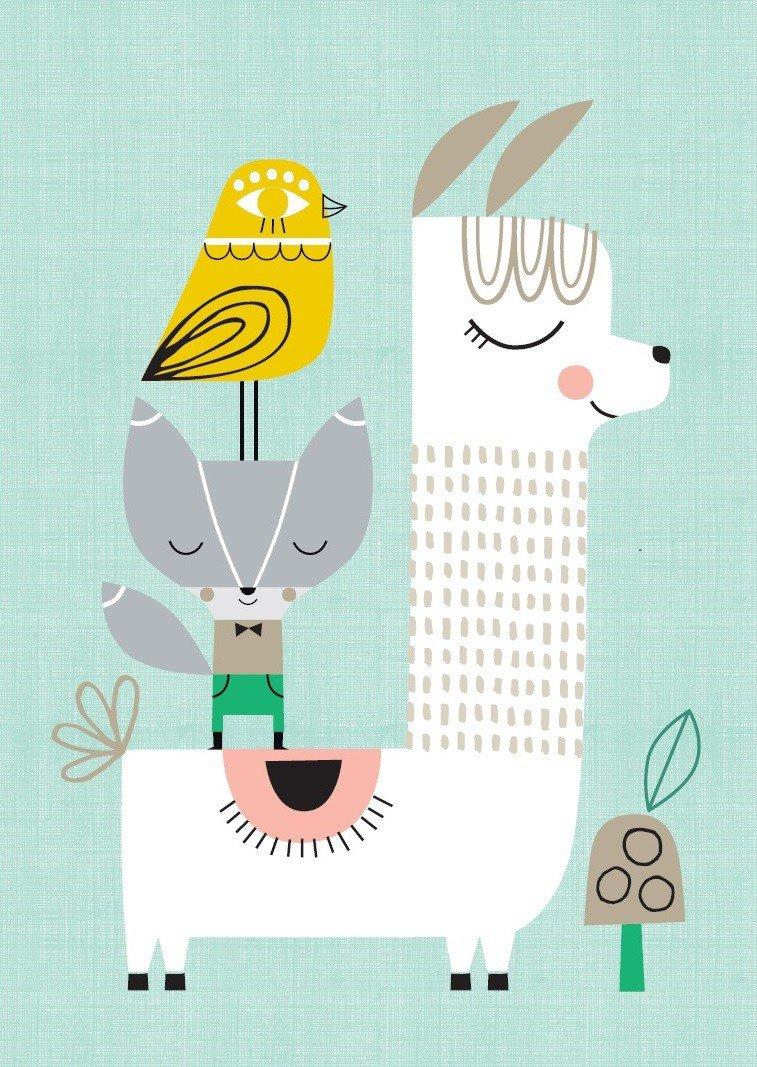 poster babykamer, bekijk de schattige en eigenwijze designs miss thing, Deco ideeën