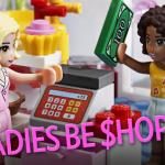 Girly lego is stom, maar verkoopt als warme broodjes