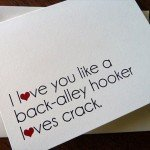 The Perfect Valentine's Day Card