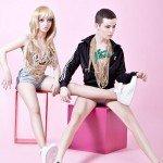 Levende Barbie en Ken
