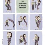 Kama Sutra of sleeping for couples