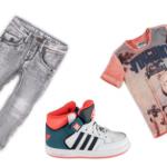 Lente-outfit boys met korting