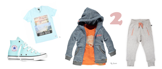 Lente-Outfit Kindergoed