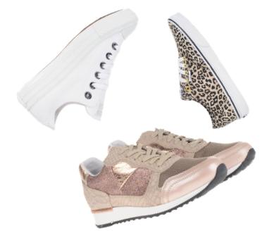 sneakers voor elk outfit